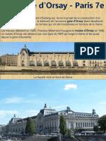 Le Musee d'Orsay - Paris 7e v1111