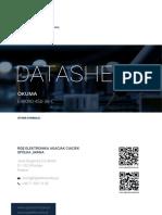 MAIN CARD 3 E48090-450-38-C OPUS 5000 1911-1103 OKUMA DATASHEET.pdf