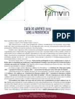 [Português] Carta do Advento 2019  à Família Vicentina