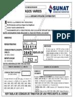 Formato Impuesto Pagos