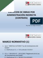 Diapositivas Valorización y Liquidación de Obras - SENCICO