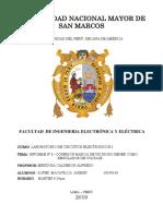 Informe  n5 laboratorio electronicos i