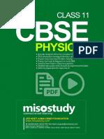 CBSE Class 11th PCB Sample eBook
