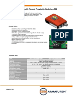 EBRO Proximity switch