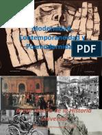 Expresiones Artísticas en La América Latina Contemporánea