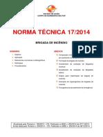 NT-17 2014 - Brigada de Incêndio  0001.pdf