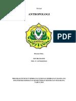 Tugas Sosio Antropologi Dan Soal Kelompok 4