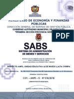 Proyecto Del Sicoes