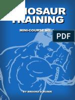 Dinosaur Training Mini Course