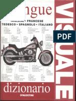 Dizionario Visuale in 5 Lingue English, French
