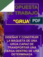 GRUA-PROPUESTA TRABAJO TECNOLOGÍA ESO.ppt