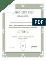 Diploma Machote