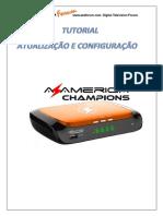 Tutorial Atualização e Configuração Do Champions v1