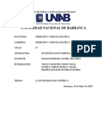 Monografia Investigacion Juridica Word