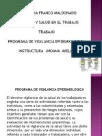 Programa Vigilancia Epidemiologica