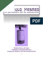 Péndulo Hebreo de Orgón