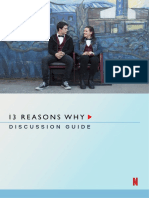 US 13 Reasons Why Discussion Guide