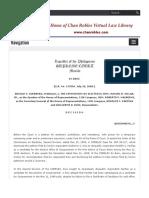 G.R. No. 137004 July 26, 2000 - ARNOLD V. GUERRERO v. COMELEC, ET AL. | Home of ChanRobles Virtual Law Library