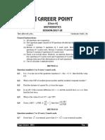CBSE Board X Maths Sol (2)