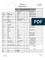 Props List Example 2
