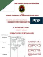 2 Yacimientos Asociados a Procesos Igneos-Toleiticos y Alcalinos
