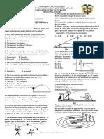 Examen de Fisica Iip 2019
