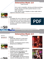 COST SID - Interactive Music 2.0 - Slides