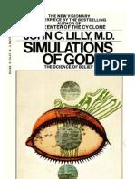 John Lilly - Simulations of God