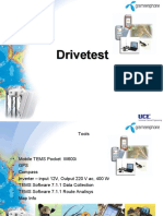 Drive Test Well Explained