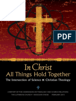 In Christ All Things Hold Together 2015