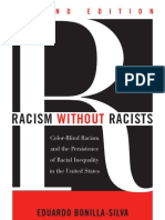 Eduardo Bonilla-Silva - Racism Without Racists_ Color-Blind Racism and the Persistence of Racial Inequality in the United States, 2nd Edition (2006)