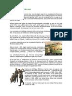 HISTORIA DEL JUEGO DEL GOLF