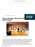 Here's Google's Secret to Hiring the Best People _ WIRED