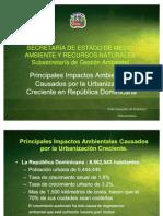 Situacion Infraestructura de San Desarrollo Urbano