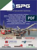 Catalogo Brochure SPG Peru SAC_ 2019