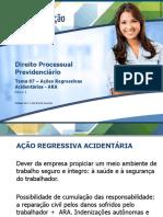 direito processual previdenciário 8