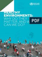 FP 201 Healthy Env