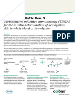Tina-Quant HbA1c Fact Sheet