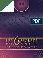 Les 6 Secrets