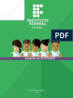 Manual Do Estudante Ifpb