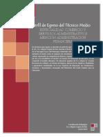 Perfil de Egreso Estudiantes UEVRUIZ FyA 2019