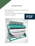 Manual Clasificadora Por Color