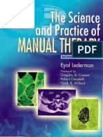 The Science and Practice of Manual Therapy 2nd ed. - E. Lederman (Elsevier, 2005) WW.pdf