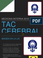 TC Cerebral para residentes de Medicina interna