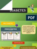 Diabetes Definicon, Tipos, Insulinoterapia