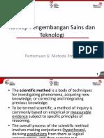 KPST M6 Metoda-Ilmiah
