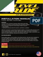 Level Ride Installation Manual US Copy