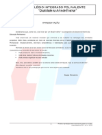 Módulo de Apoio I - Organizações e Normas