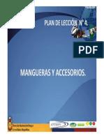 DPL-4 Mangueras y Accesorios