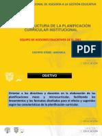 Nueva Estructura Del Pci
